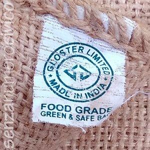 etichetta food grade