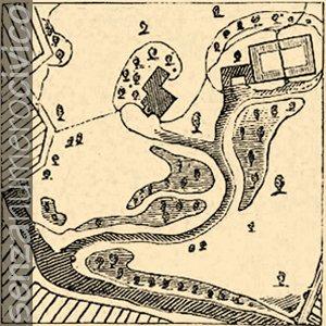 illustrazione mappa