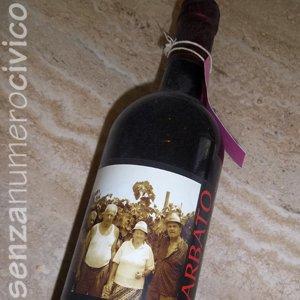 bottiglia vino speciale