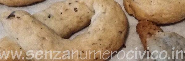 Tisichelle, biscotti di Natale