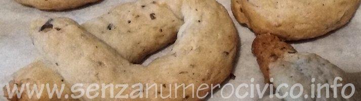 Biscotti Di Natale Umbria.La Ricetta Delle Tisichelle Biscotti Di Natale Tipici Laziali