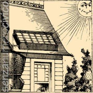 illustrazione pannelli solari