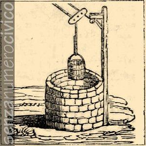 illustrazione pozzo
