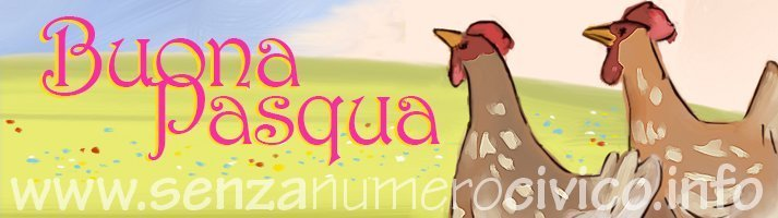 illustrazione galline per Pasqua