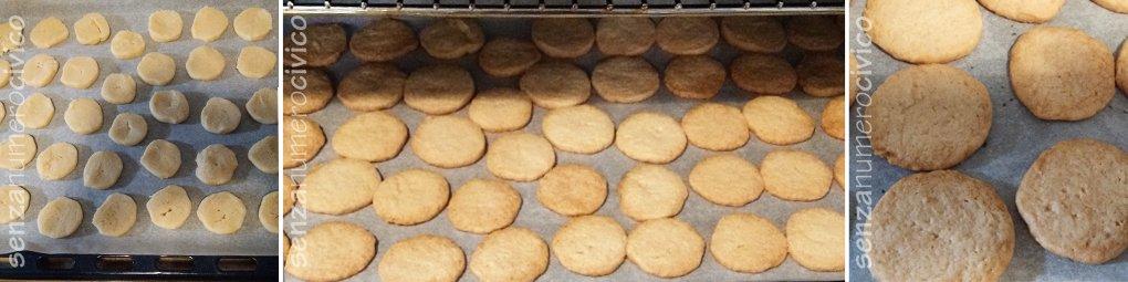 biscotti al burro in forno