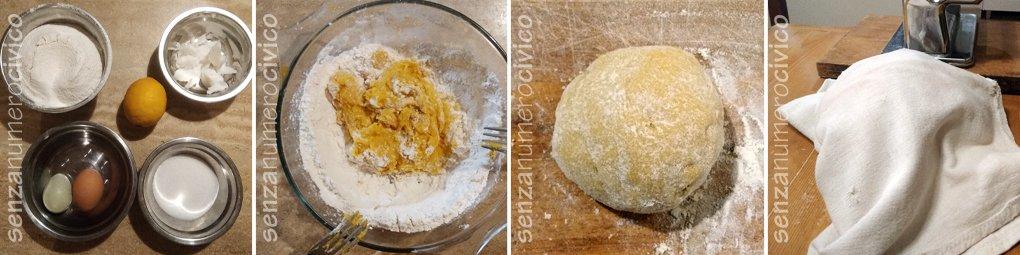 step:ingredienti e impasto