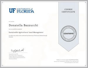 CertificatoSubstainableAgricolture