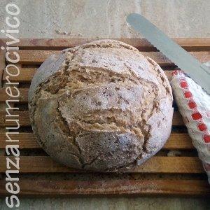 pane fatto con la nostra farina
