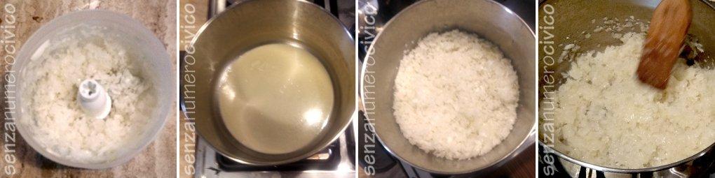 imbiondire le cipolle nel burro