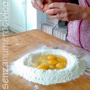usare le uova