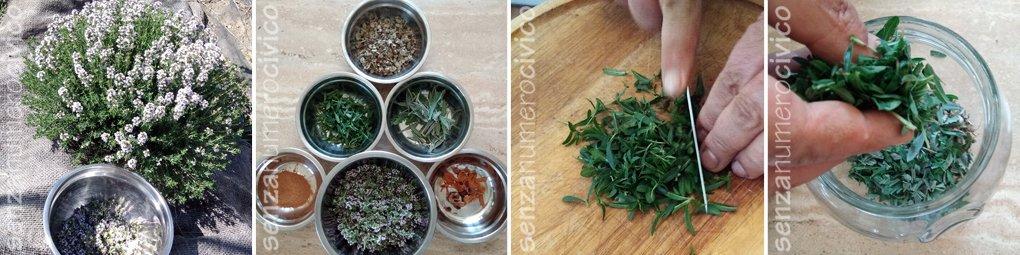 elixir di timo: prima parte ingredienti