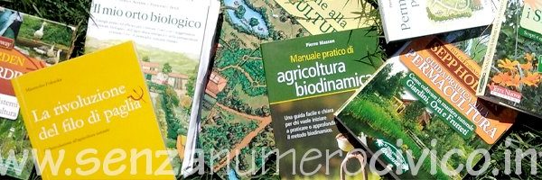 libri di agricoltura naturale
