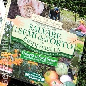 libro salvare i semi
