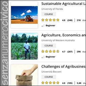 corsi di agricoltura