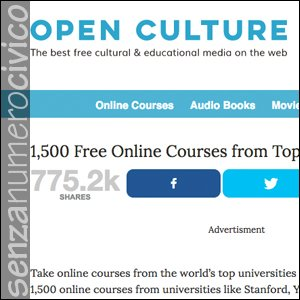 piattaforma Open Culture